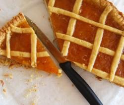 Orange Jam tart